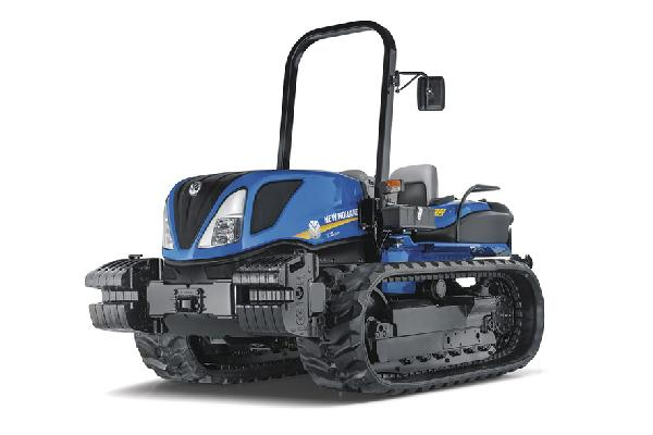 Nueva serie TK4 New Holland